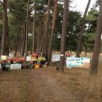 vuurtorentrail, Ameland, trail, trail running, Robin Kinsbergen
