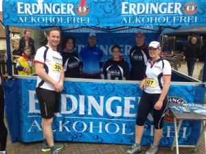 Erdinger, trailrunning, Ameland, Robin Kinsbergen
