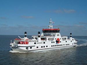 vuurtorentrail, ameland, boot, Robin Kinsbergen